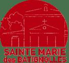 Paroisse Sainte Marie des Batignolles Paris 17e Logo