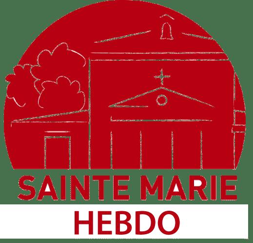 Lettre hebdomadaire Sainte Marie Hebdo