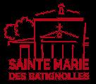 Sainte Marie des Batignolles Logo